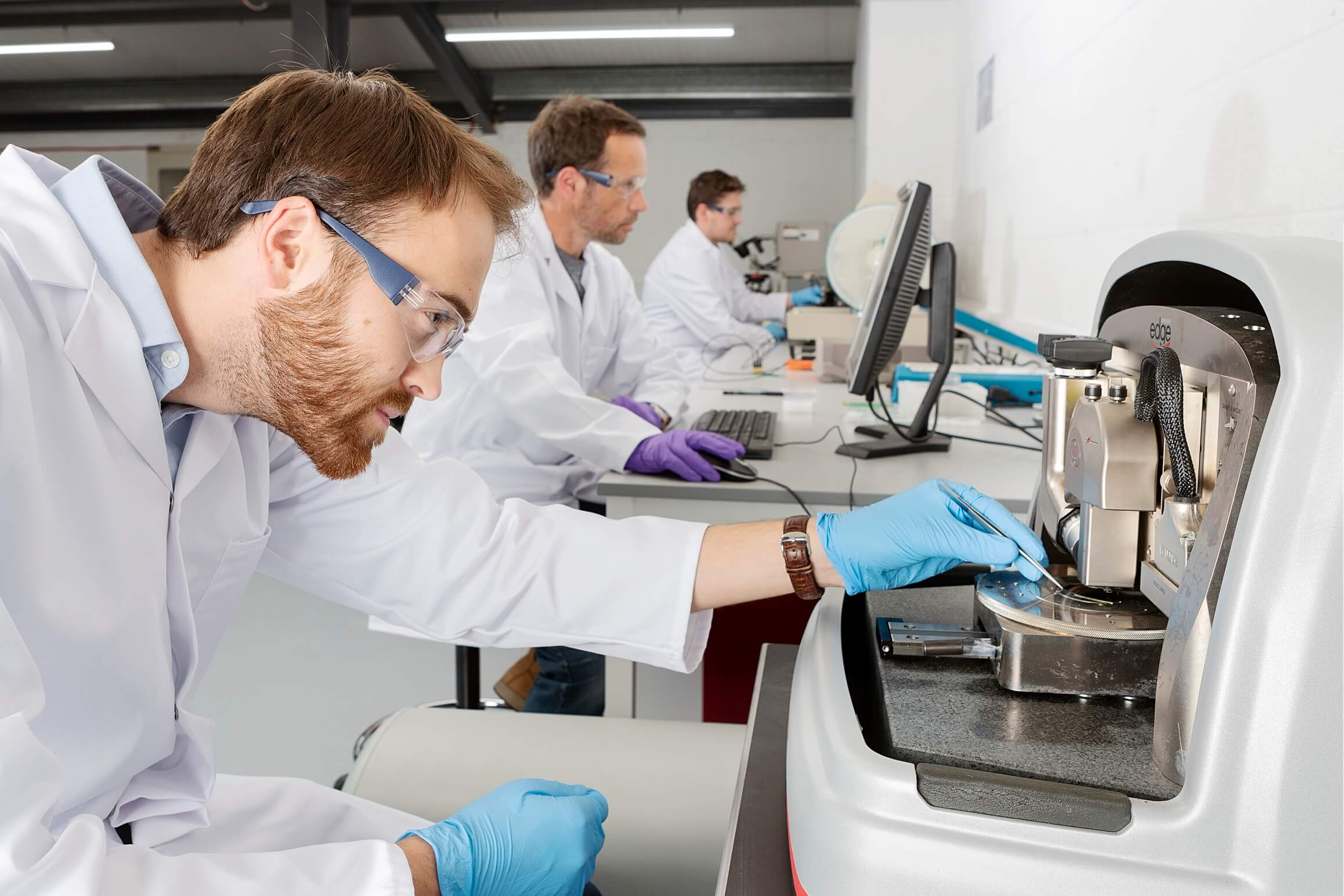 Paragraf at number 1 in 'Top 10 UK graphene companies' list