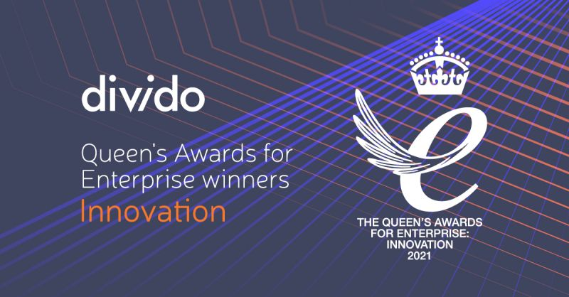 Divido received Queen's Award for Enterprise for contributions to innovation