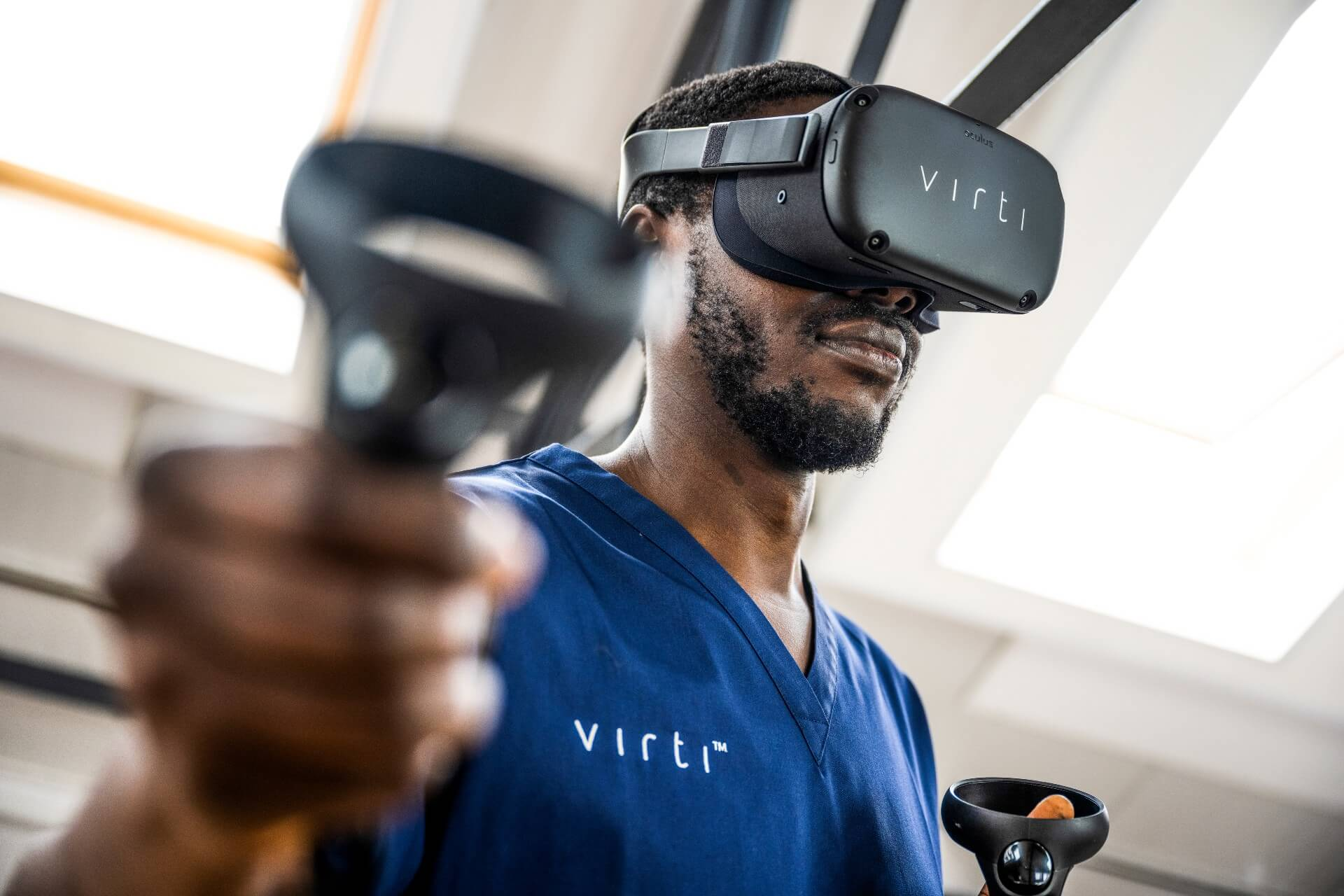 Virti secures £7.2m Series A investment to optimise human performance for the global workforce